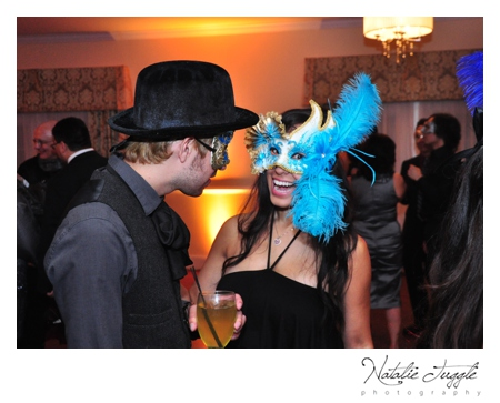 Event: Masquerade Ball Birthday Party